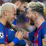 Messi y Neymar podrían volver a compartir vestuario.