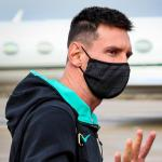 Los 4 destinos para Messi. Foto: fcbarcelona.dk