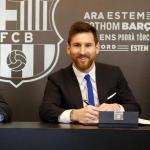 """El """"fichaje"""" de Leo Messi que arruina al Barça. Foto: as.com"""
