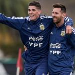 """Messi elogia a Rodrigo De Paul: """"Me siento bien jugando con él"""" - Foto: Barcelona Noticias"""