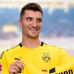 """Thomas Meunier se marcha al Borussia: un fichaje de altos vuelos """"Foto: Marca"""""""