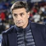"""Míchel, destituido como entrenador del Getafe CF """"Foto: AS"""""""