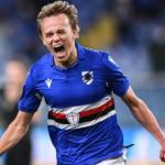 "El AC Milan lidera la pelea por Mikkel Damsgaard ""Foto: Gazzetta dello Sport"""