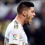 """El AS Mónaco también quiere a Luka Jovic """"Foto: Sky Sports"""""""