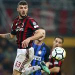 Milan, en partido de 2019 / twitter