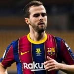 """Miralem Pjanic, el siguiente en salir del FC Barcelona con dos destinos posibles """"Foto: Goal.com"""""""