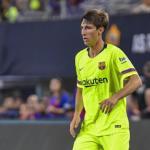 El canterano del Barcelona podría cambiar de rumbo y marcharse a Alemania. / transfermarkt