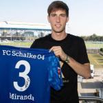 El ostracismo de Juan Miranda en el Schalke 04