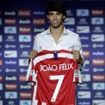 Las ofertas que rechazó Joao Félix para jugar en el Atlético / Twitter