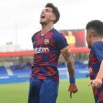Los tres equipos de LaLiga que quieren a Monchu | FOTO: FC BARCELONA