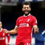 Salah entra en la historia 'red'. Foto: sportingnews.com