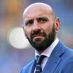 Monchi, director deportivo de la Roma / twitter