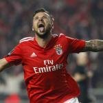 Monchi intentó atraer a Seferovic al Sevilla / SLBenfica.pt