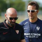 """Fichajes Sevilla: Monchi tiene un 'Plan A' muy top para su lateral derecho """"Foto: Estudio Estadio"""""""