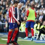 "La lesión de Álvaro Morata que complica a Simeone ""Foto: InfoBiwenger"""