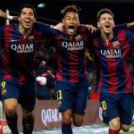 Luis Suárez quiere jugar con Messi y Neymar en el PSG la próxima temporada. Foto: Marca