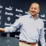 Murthy trata de calmar a la afición del Valencia / Lasexta.com