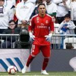Keylor Navas y la oportunidad de ser titular / Real Madrid