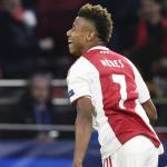 El Atlético de Madrid ha hecho una oferta por David Neres / UEFA