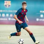 """¿Quién es Nicolás González? El relevo generacional de Sergio Busquets en el FC Barcelona """"Foto: Sport"""""""