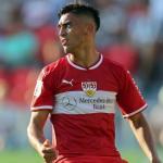 Nicolás González podría llegar a la Premier League por la puerta grande / Bundesliga.com