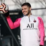 Nuevo pretendiente para Mauro Icardi / PSG.fr