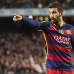 Arda Turan con el Barcelona / futbolprimera.es