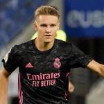Odegaard engrosa la enfermería del Real Madrid / Foxdeportes.com