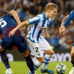 Odegaard es uno de los mejores jugadores de La Liga | FOTO: REAL SOCIEDAD
