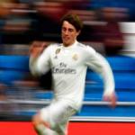 """""""Odriozola, el gran olvidado del Real Madrid. Foto: Getty Images"""""""