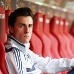 La enorme autoconfianza de Odriozola para intentar triunfar en Madrid