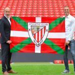 OFICIAL: Garitano dirigirá una temporada más al Athletic Club. Foto: InfoBiwenger