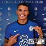 Oficial: Thiago Silva nuevo jugador del Chelsea / chelseafc.com