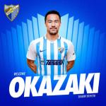 Shinji Okazaki refuerza el sueño del Málaga CF / Málaga CF