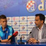 El Manchester United se lanza a por el fichaje de Dani Olmo / Dinamo Zagreb