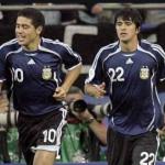 """El increíble once de jugadores que creías retirados """"Foto: Olé"""""""
