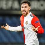 """El AC Milan adelanta a Tottenham y Arsenal en la lucha por Kökcu """"Foto: AS"""""""