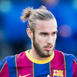 """Mingueza aclara su futuro: ¿seguirá en el FC Barcelona o saldrá en verano? """"Foto: Sport"""""""