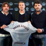 Óscar García sigue confiando en su continuidad en el Celta
