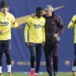 Quiqué Setién toma una decisión sobre Ousmane Dembélé | FOTO: FC BARCELONA