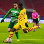 Ousmane Dembélé vuelve a ilusionar | FOTO: FC BARCELONA