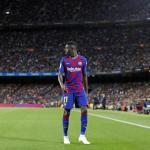 "Ousmane Dembélé, el ""fichaje"" del Barcelona para la Champions   FOTO: FC BARCELONA"
