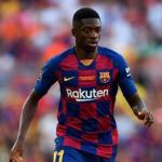 El nuevo pretendiente de Ousmane Dembélé   FOTO: FC BARCELONA