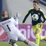 Ozil podría dejar el Arsenal rumbo a las MLS. Foto: (uefa.com)