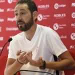 Pablo machín, entrenador del Sevilla. Foto: Sevillafc.es