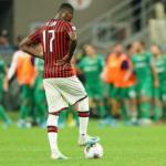Rafael Leao en un partido del Milán. / ewn.co.za