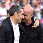 Ernesto Valverde no puede con Paco López | Foto: Zimbio