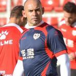 Paco Jémez, entrenador del Rayo. Foto: Youtube.com
