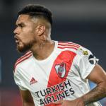 """Paulo Díaz, talento y alma para la defensa de River Plate """"Foto: Goal.com"""""""