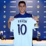 Cristian Pavon se atasca en la MLS